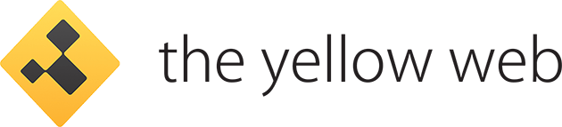 The Yellow Web Logo